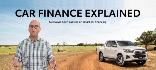 Car Finance Explained